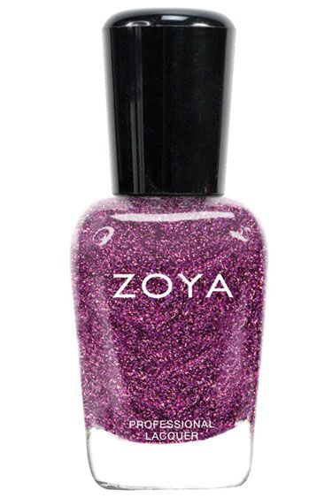Best Holiday Nail Polishes 2012 - Zoya Nail Polish in Aurora, $8
