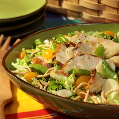 Grilled Chinese Chicken Salad - Recipes - ReadySetEat