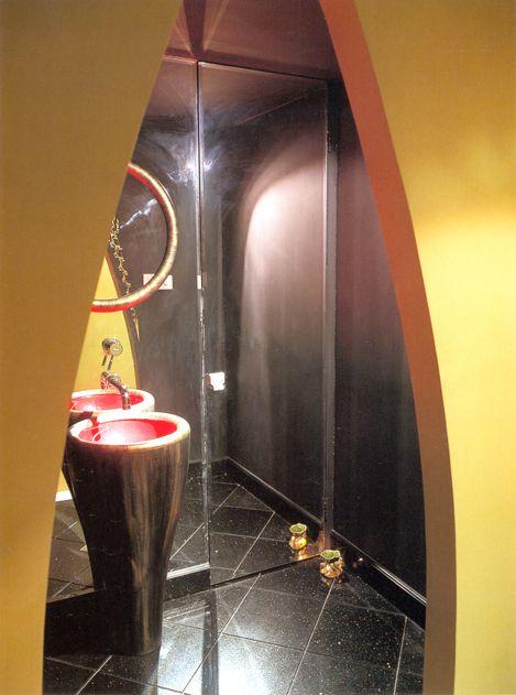 Designed by Beyaz Tasarım Evi -Bathroom-