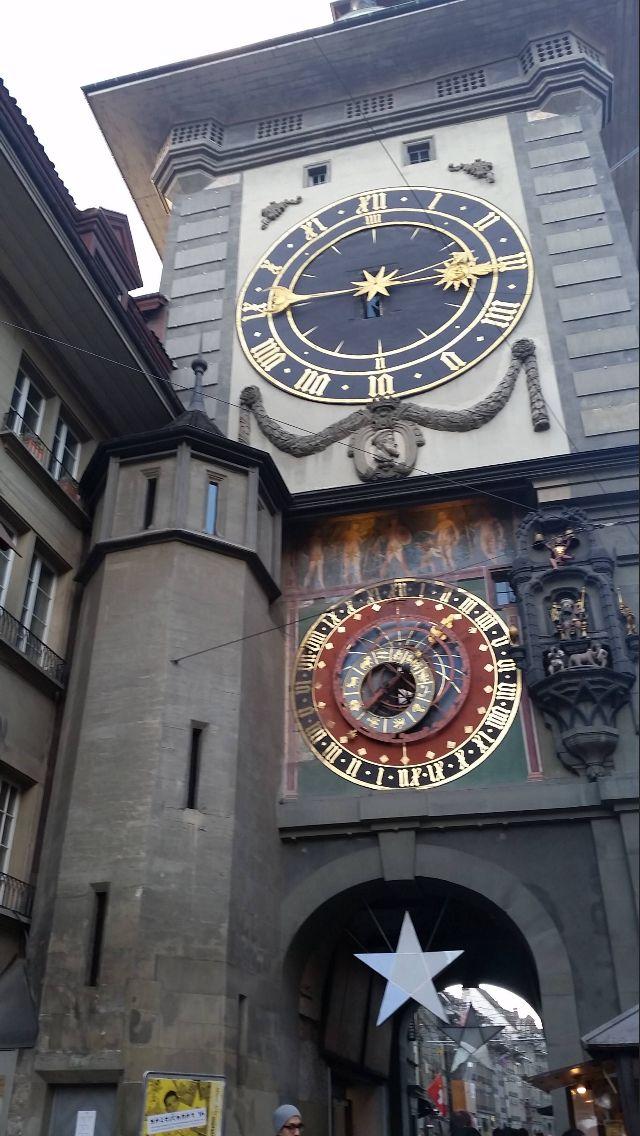 Zytgloggen, Bern, Switzerland.