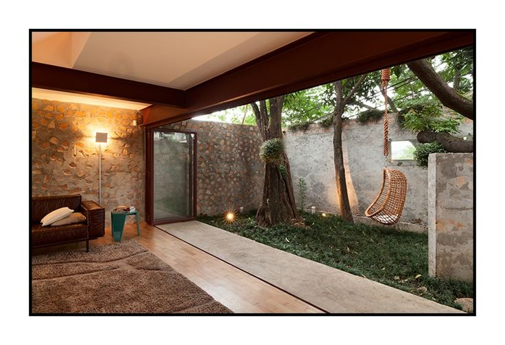 Дом Itobi от фирмы Apiacás Arquitetos