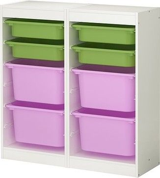 TROFAST Storage combination - modern - toy storage - IKEA