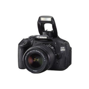 Review Canon EOS 600D Digital SLR Camera (inc. 18-55 mm f/3.5-5.6 IS II Lens Kit) - THE REVIEW BEST SELLER PRODUCT