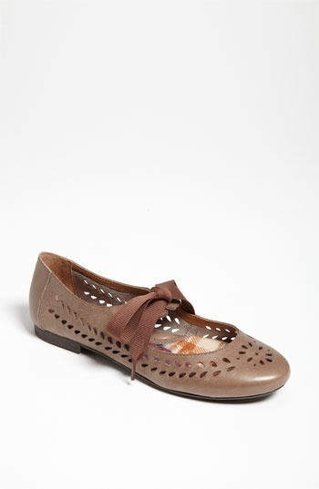 Børn 'Jerrica' Flat - flat, soft, comfortable, with a tie or strap - perfect for me!