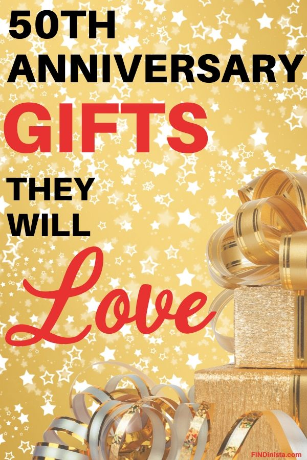 50th Wedding Anniversary Gifts Best Gift Ideas For A Golden Anniversary 50 Wedding Anniversary Gifts 50th Anniversary Gifts Diy 50th Anniversary Gifts