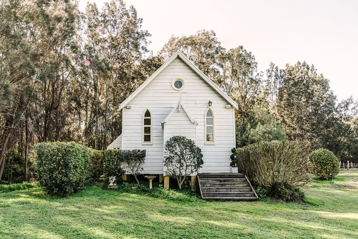 The Chapel event space at The Convent #peppersconvent #huntervalley #wedding #weddinginspo #garden #organic #farming