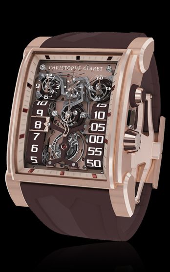 Dualtow | Extreme Watches | Collections | Christophe Claret
