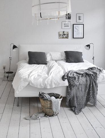 憧れインテリアは白い床!北欧やヴィンテージにも似合う33の白い床の部屋