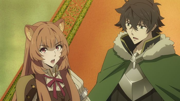 The Rising Of The Shield Hero Episode 5 Official Anime Screenshot