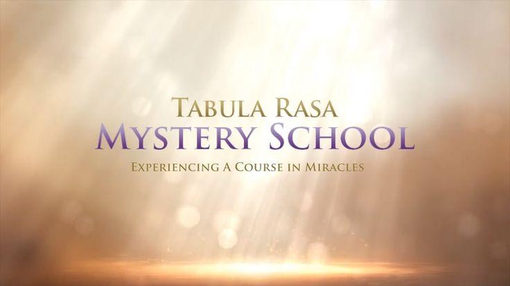 Tabula Rasa Mystery School, Guidance - David Hoffmeister, Experiencing A...