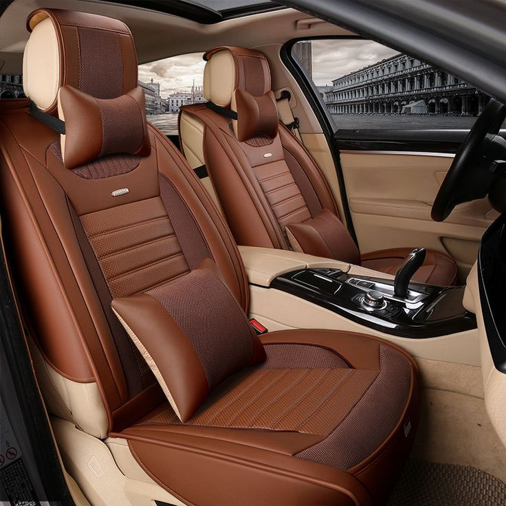 Four Seasons General Car Seat Cushions Car pad Car Styling Car Seat Cover For Volkswagen Beetle CC Eos Golf Jetta Passat #Affiliate
