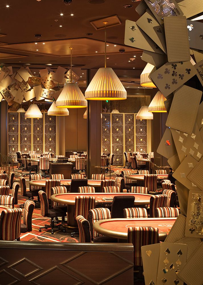 The ARIA Resort Casino Design By Pelli Clarke Architects