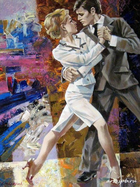 Mujeres bailando y besandose en ropa interior - 1 1