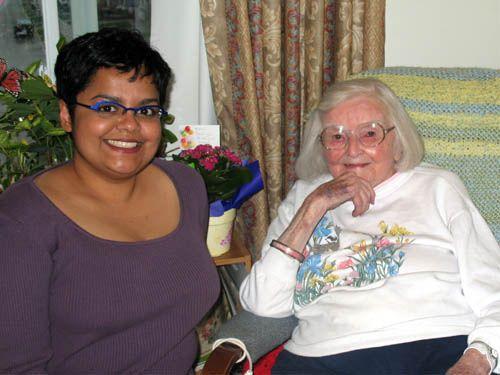 Edna Louise Staebler 1906-2006