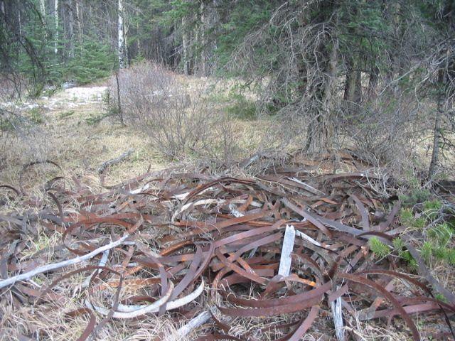 Relics Bankhead Alberta