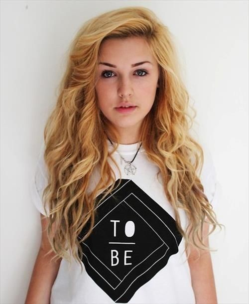 25 beautiful teenage girl haircuts ideas on pinterest long loose wavy hairstyle for teen ladies 2016 urmus Image collections