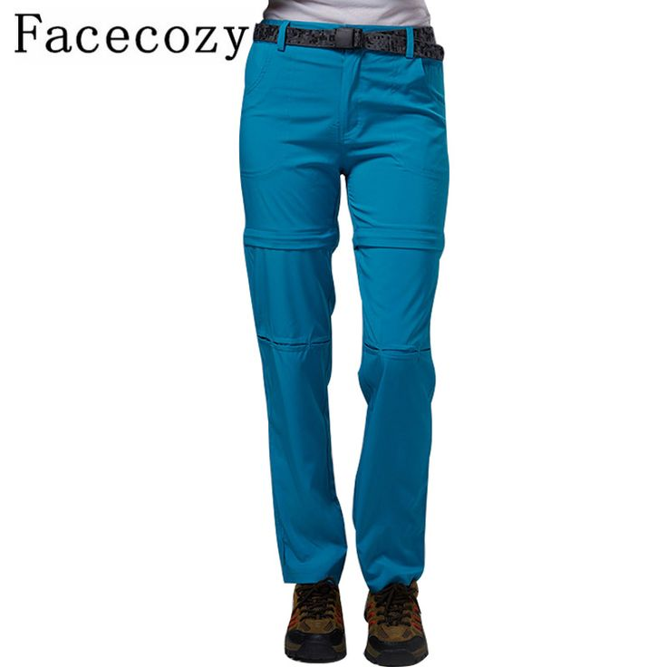 Facecozy Women's Spring Outdoor Climbing Hiking Pants Quick Drying Trouser Female Removable Summer Camping Shorts Nail That Deal http://nailthatdeal.com/products/facecozy-womens-spring-outdoor-climbing-hiking-pants-quick-drying-trouser-female-removable-summer-camping-shorts/ #shopping #nailthatdeal