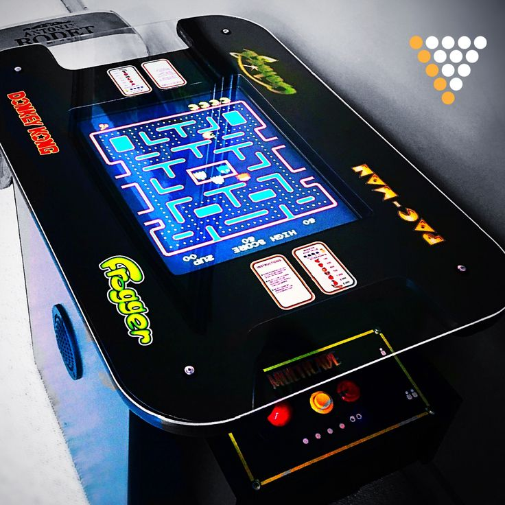 Cocktail Arcade Game. Fun for the whole family!!!