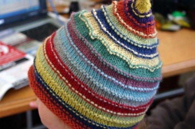 Cappello di lana per bambini