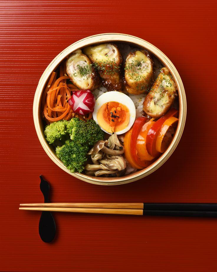 豚のメイプルマスタード弁当 / Maple-Mustard Pork Bento お弁当を作ったら #edit_jp で投稿してね!