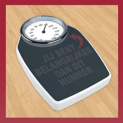 Laat je niet demotiveren door een negatief weegresultaat! Houd vol! #WeightWatchers #motivatie