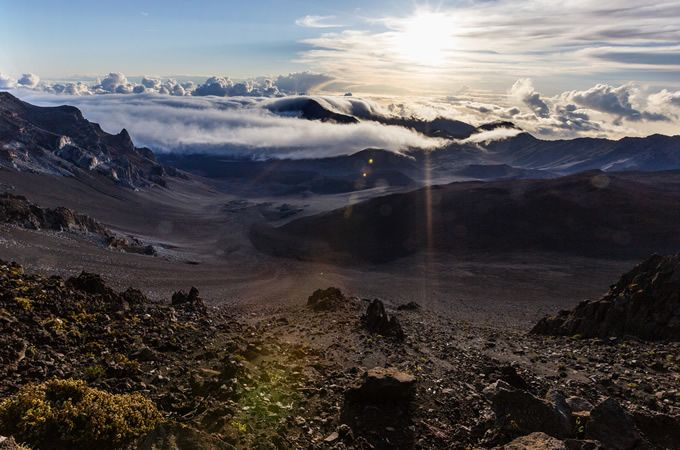 TOP 10 Maui Attractions..This is Haleakala Crater..and 9  other beautiful places to see and enjoy in Maui.  The truth is ANYTHING OR ANYWHERE you go in Maui is awesome...no exceptions!!