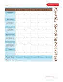 Great budgeting printables