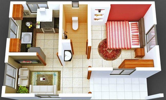 Design Interior Rumah Minimalis Type 38  design rumah indah desain rumah compact