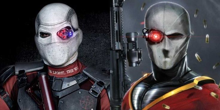 One of the most integral parts of Deadshot's costume is his mask which is so kickass and scary at the same time. Again it can be worn by any gender, and it is very comfortable. Deluxe resin helmet, with two holes in front of eyes to see and small ones near the mouth to breathe so no need to worry about the comfort