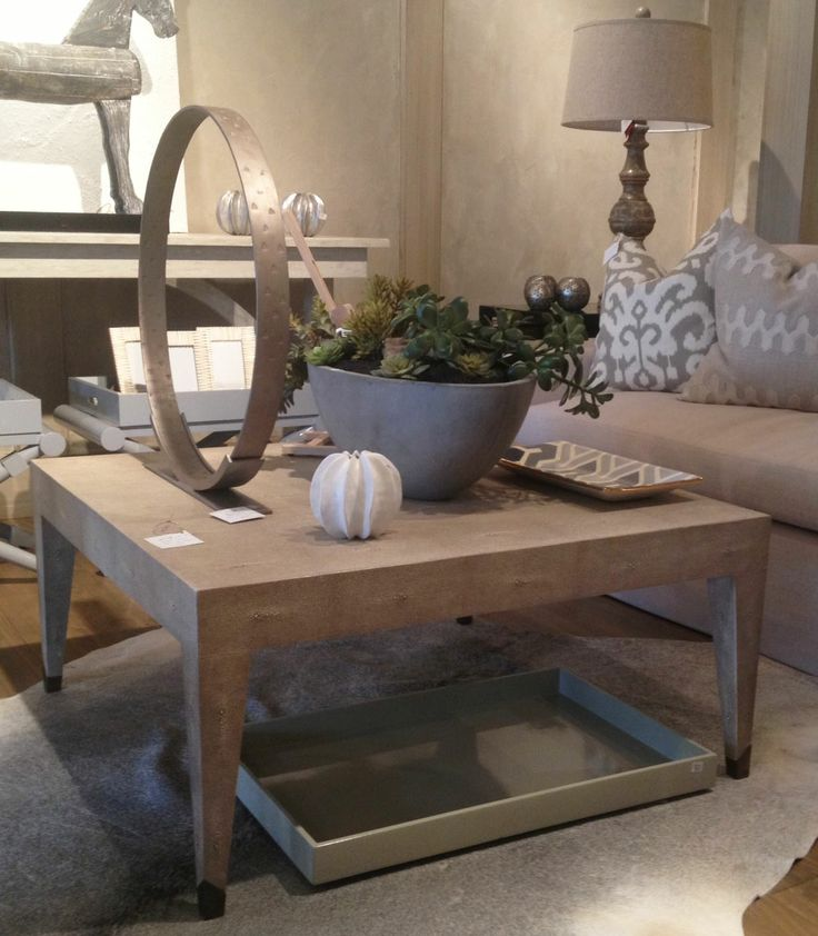 Mejores 17 imágenes de Coffee Tables & Ottomans en Pinterest | Mesa ...