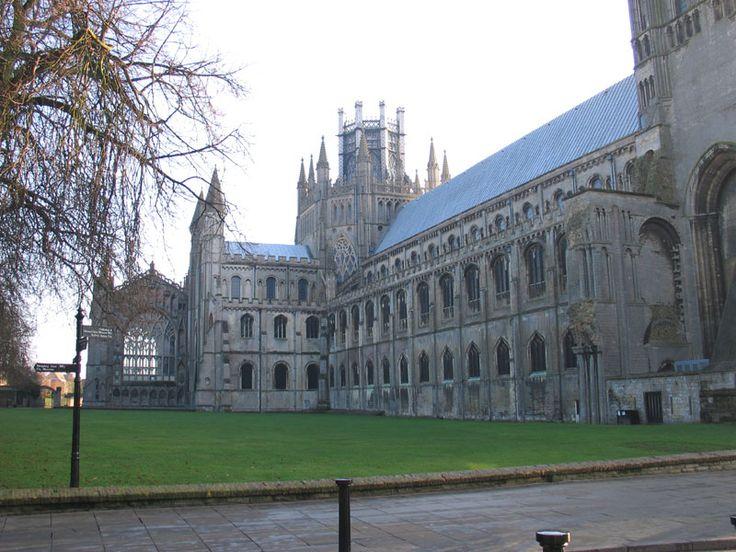 Ely-ensemble - Kathedraal van Ely - Wikipedia