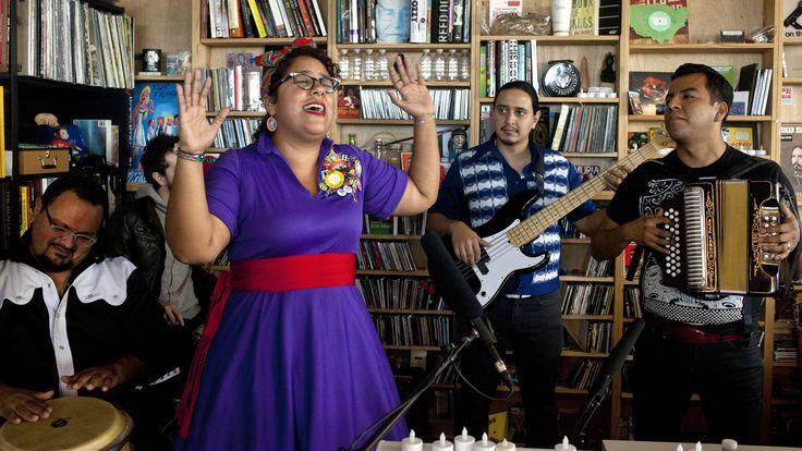 La Santa Cecilia: Tiny Desk Concert