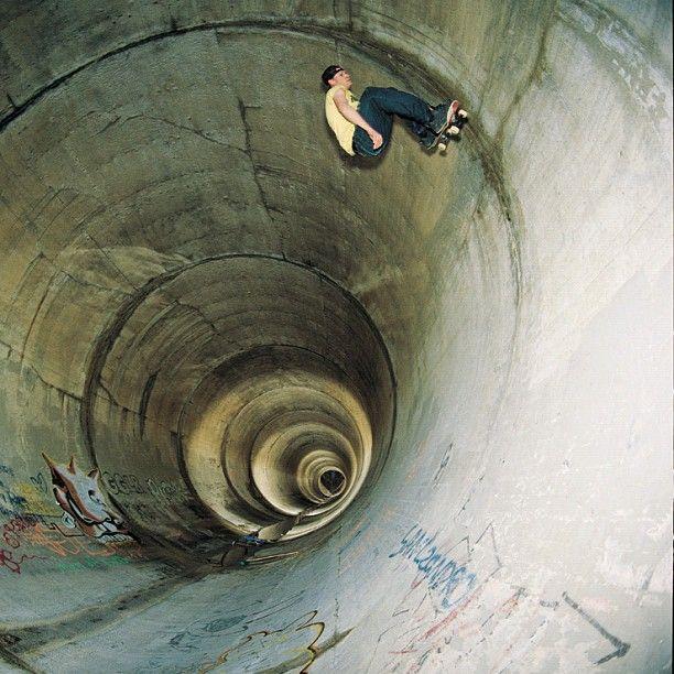 Alan Petersen, Frontside Ollie  @ Thrasher Magazine