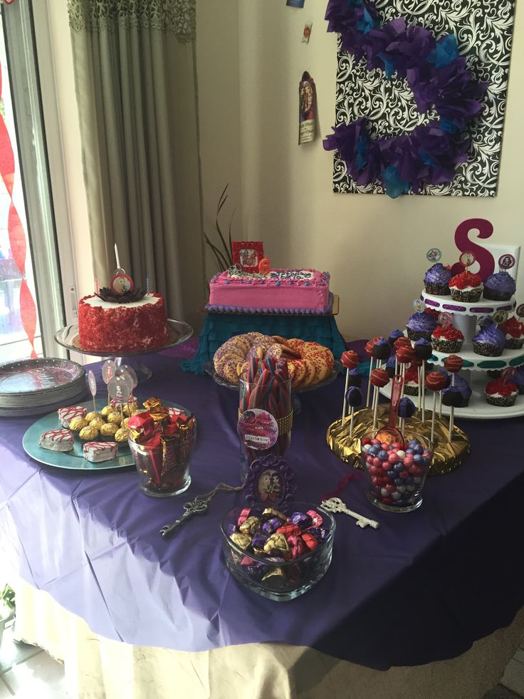 102 Best Images About Ever After High Party On Pinterest