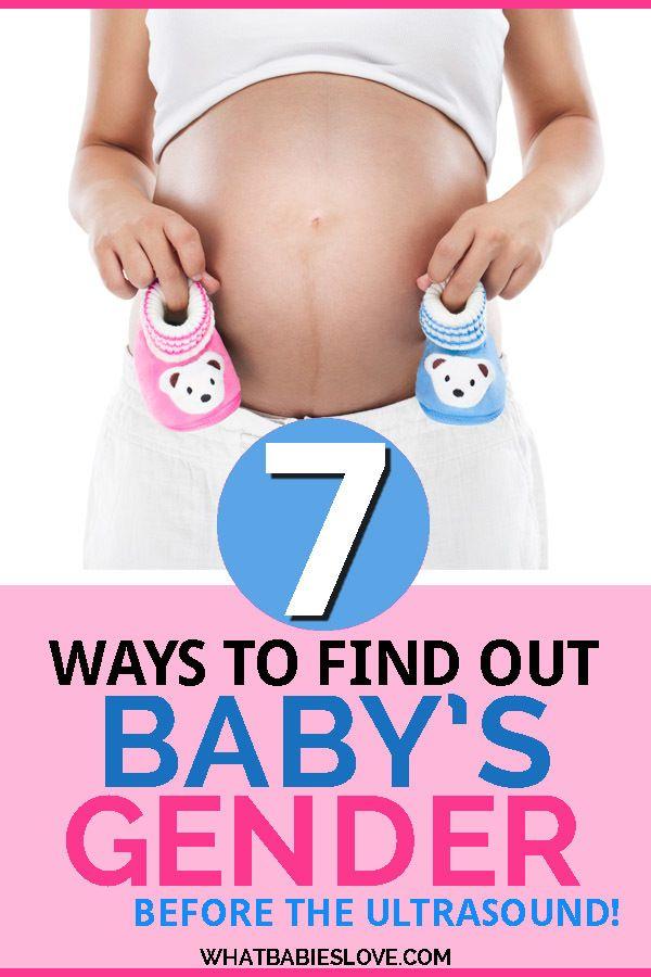 Comment connaître le sexe du bébé avant l'échographie # grossesse  – Pregnancy Resources