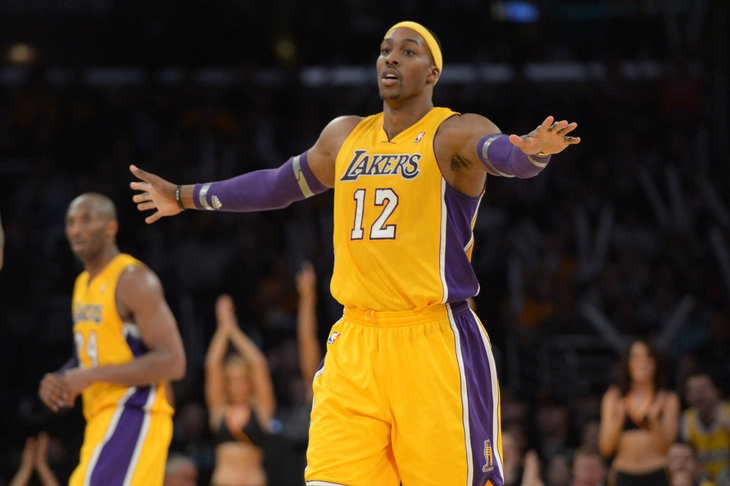 Lakers a different team when Dwight Howard's on