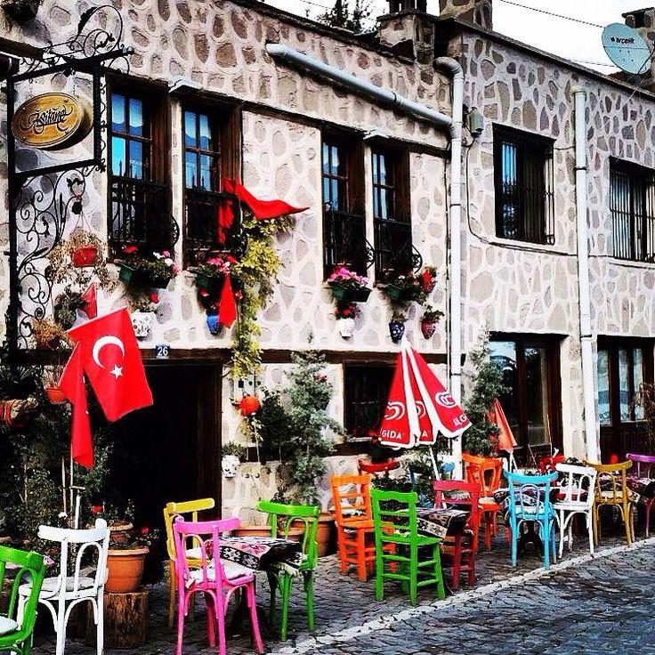 Goodmorning from colorful #Konya :)  #Turkey #Travel #Trip