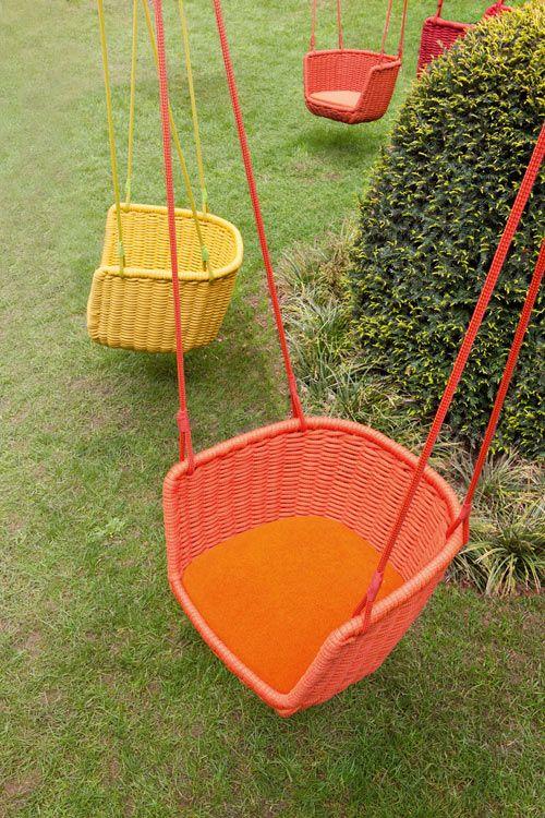 Outdoor Swing by Francesco Rota