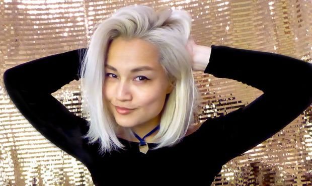 Going Platinum Blonde Introduced Me To New Level Of Pain, But At Least I Look Hot - xoVain  Better than buzzfeed's
