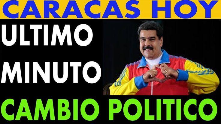 CARACAS HOY ULTIMAS NOTICIAS HOY ULTIMA HORA VENEZUELA MADURO Y LA CONST...
