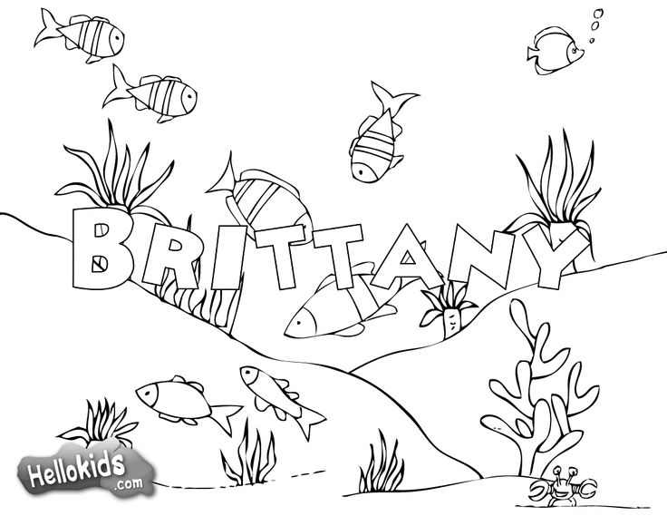 Coloring Page Generator Name Pages Graphics Amanda
