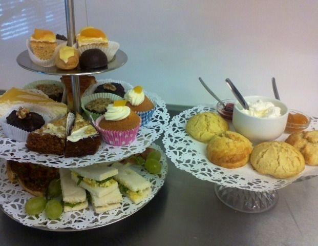 Hof van Daam High Tea - Appingedam