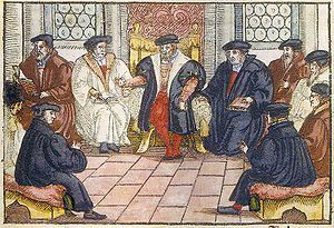 Marburg Colloquy - Wikipedia, the free encyclopedia