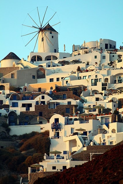 postcard worthy...Oia, Santorini