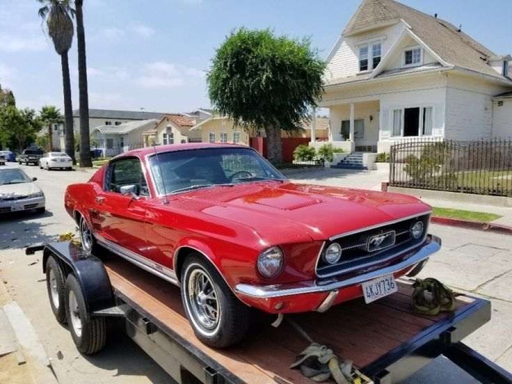Ford Mustang Fastback GT390 4 speed - 1967