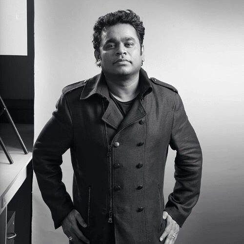 My handsome Rahman ji