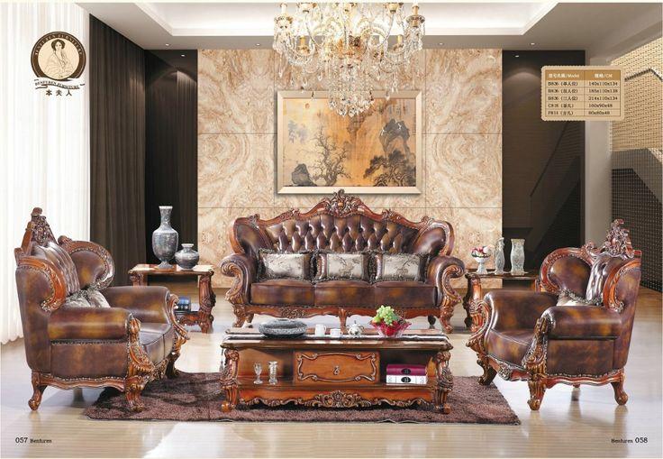 2016 Conjunto Beanbag Sofás Para Sala de estar Sofá Secional de Direto Da Fábrica Estilo Europeu Chegam Novas Venda Quente de Luxo De Couro Europa(China (Mainland))