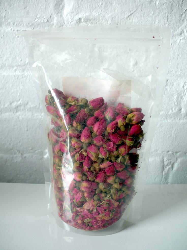 Rose Petal Tea Recipe — Dishmaps