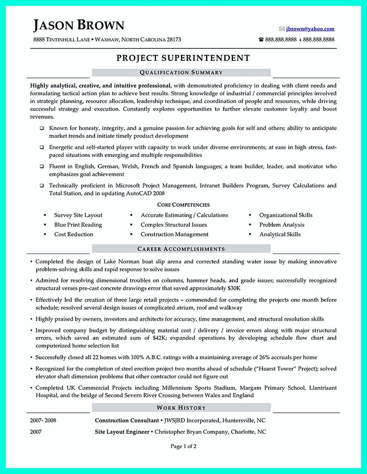 problem solving skill examples for a resume