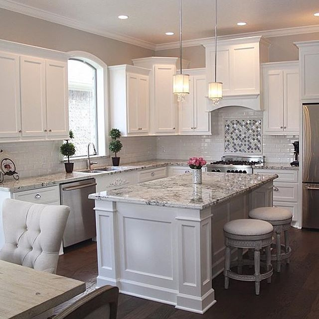 1000 Images About Kitchen Possibilities On Pinterest: 1000+ Ideas About All White Kitchen On Pinterest